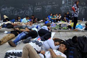 Pakolaiset Ilta-Sanomat Bernardette Szabo
