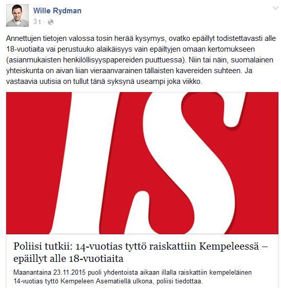 Raiskaus Rydman