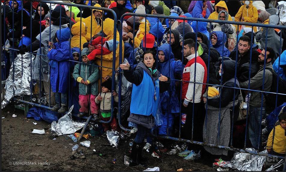 UNHCR Mark Henley