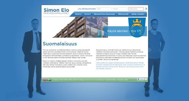 Simon Elo takuunuiva 2