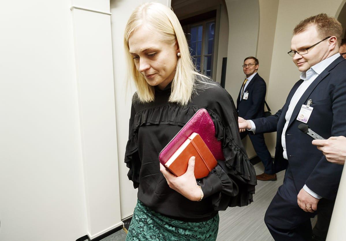 Elina Lepomäki 0218 Yle